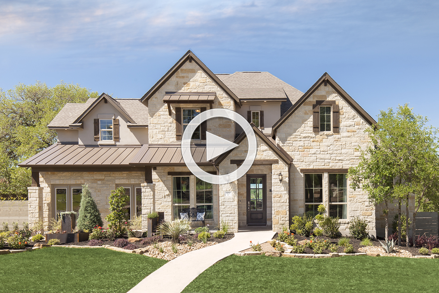 Coventry Homes in Wolf Ranch