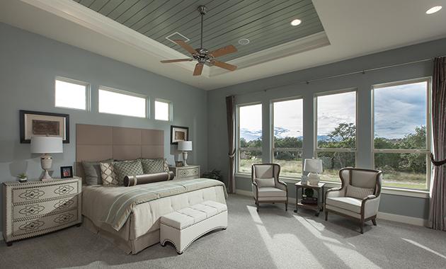 Master Bedroom - Design 3719