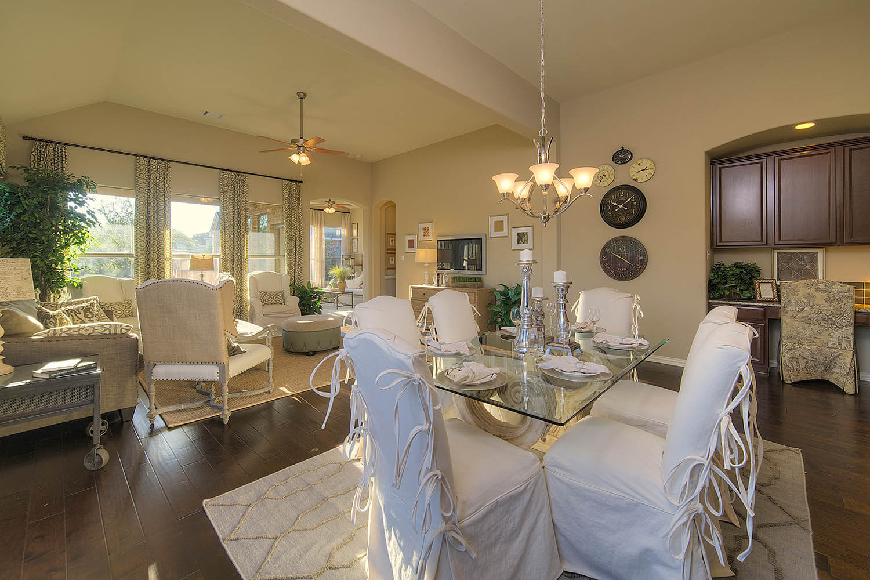 Dining Area - The Burkburnett II (2480 Plan)