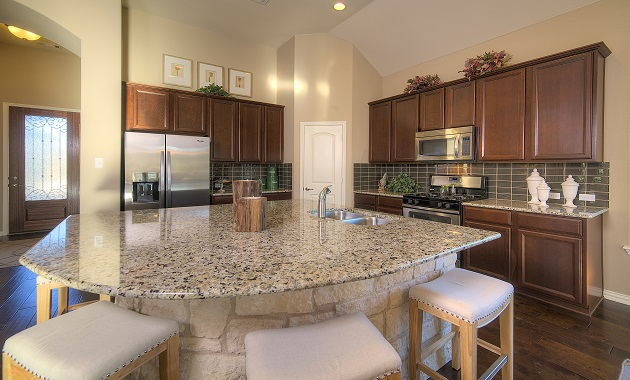 Kitchen - The Burkburnett II (2480 Plan)