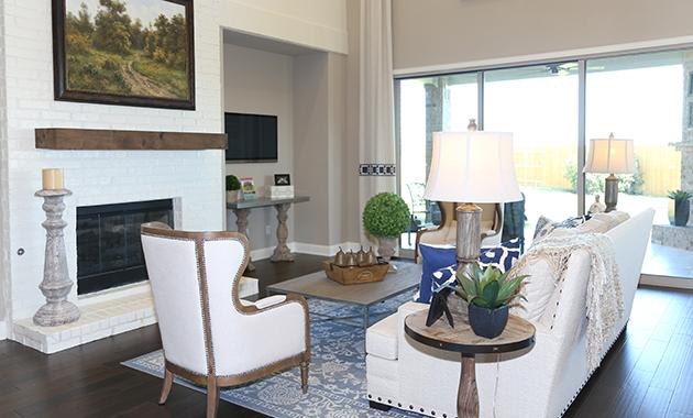 Family Room - The Zavalla (Design 3253)
