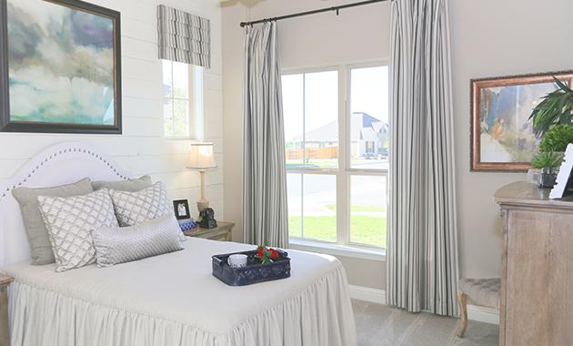 Secondary Bedroom - The Zavalla (Design 3253)