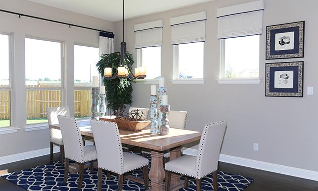 Dining Room - The Zavalla (Design 3253)