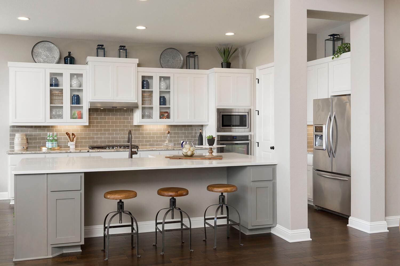 Kitchen - The Zavalla (Design 3253)