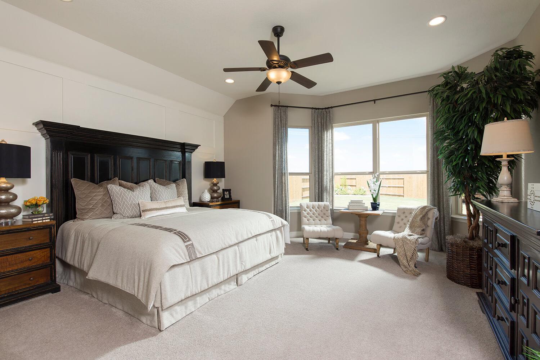 Master Bedroom - The Zavalla (Design 3253)