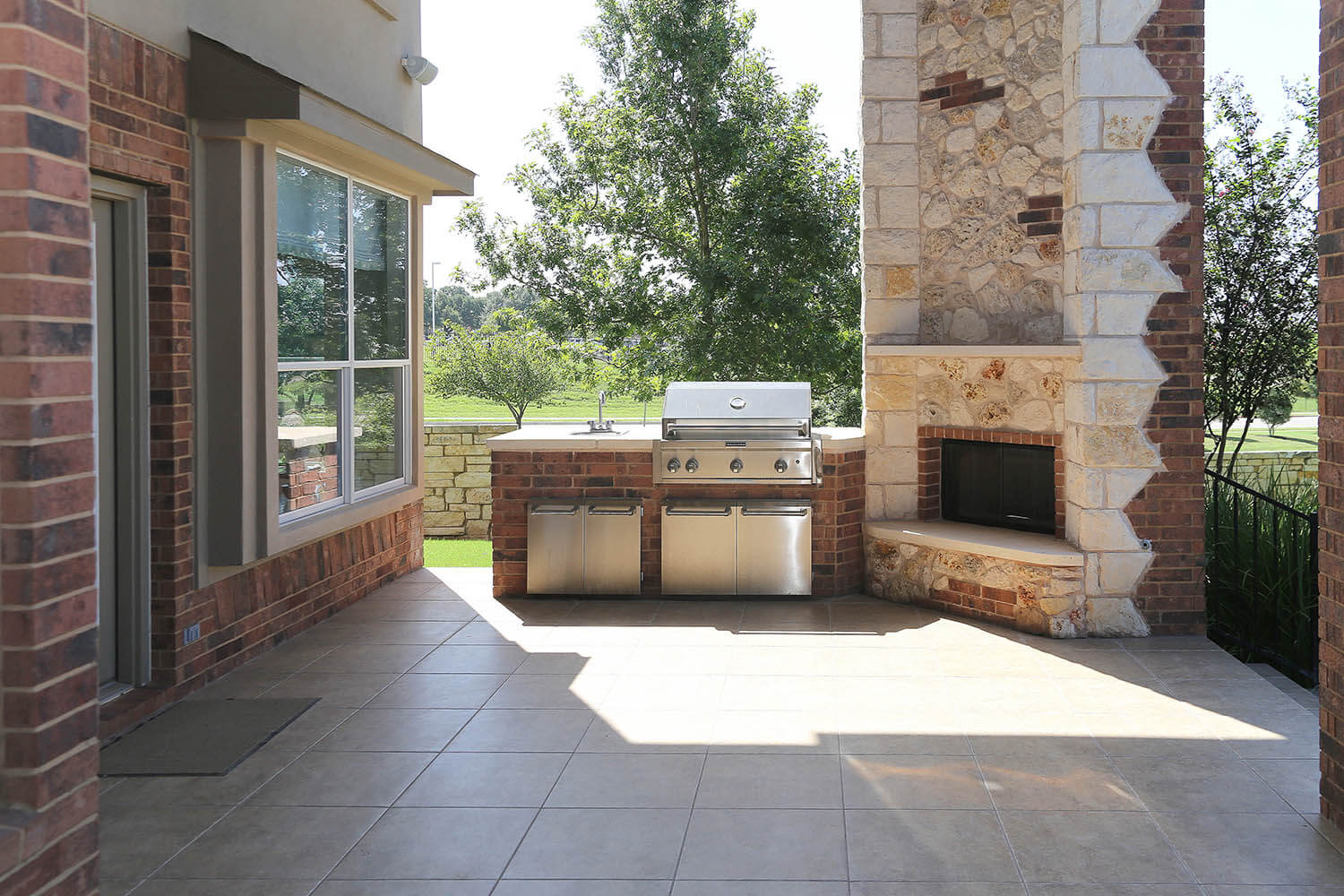 Outdoor Kitchen - Kollek VI (Design 3707)