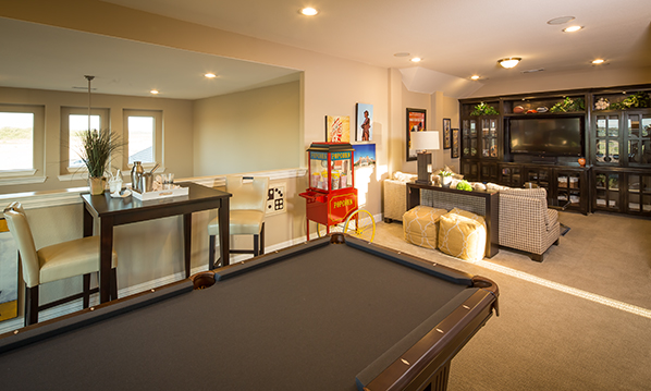 Viridian Game Room