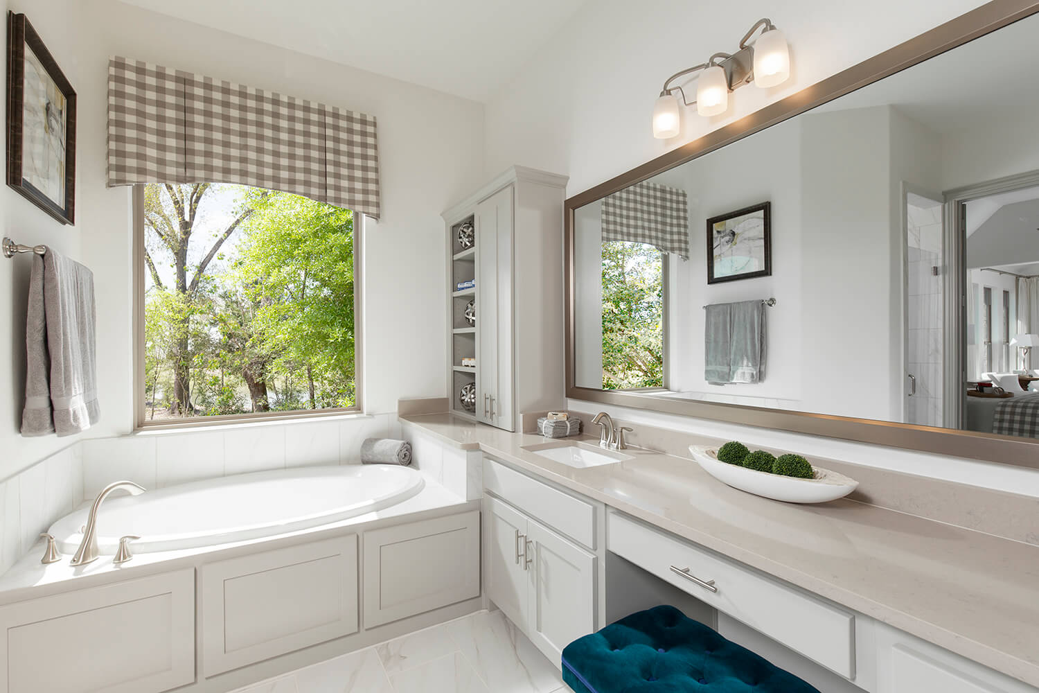 Master Bathroom - The Cottonwood (Plan 2739)
