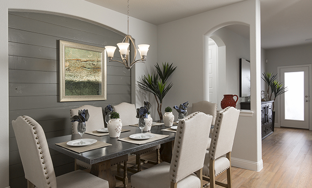 Dining Room- The Christoval (Plan 2092)