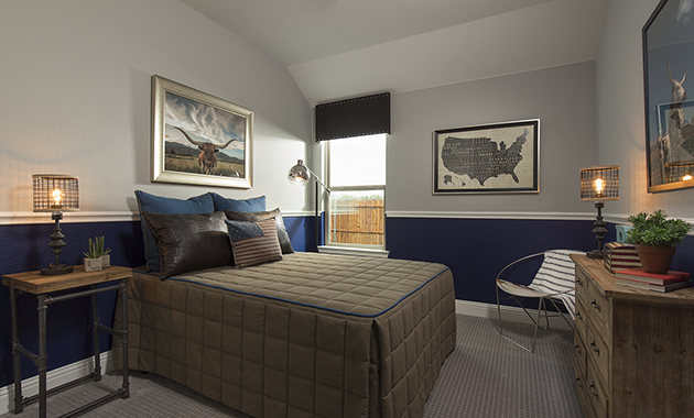 Secondary Bedroom- The Christoval (Plan 2092)
