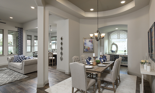 Dining Room- The Toledo Bend (2541 Plan)