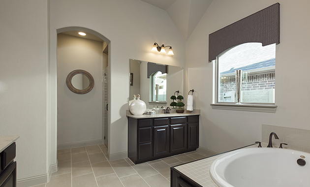 Master Bathroom- The Toledo Bend (2541 Plan)