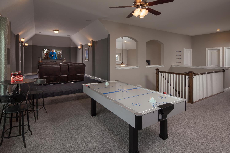 Game Room - The Caddo (Design 3630)