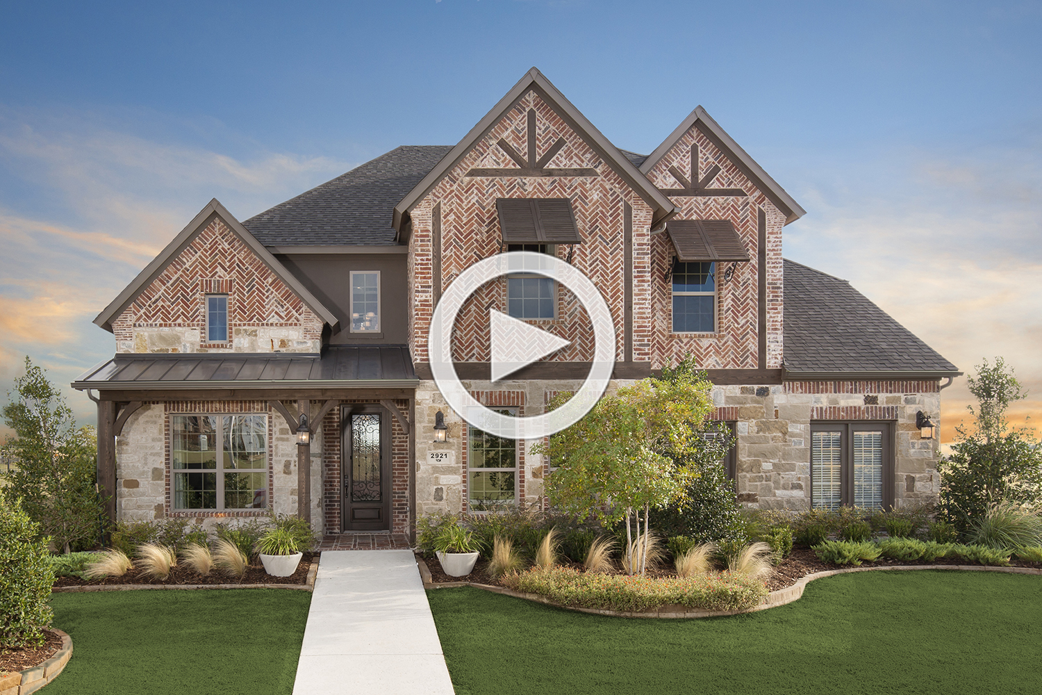 Plantation Homes in The Parks at Legacy