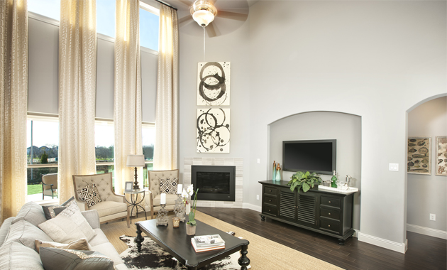 Family Room - Design 3767