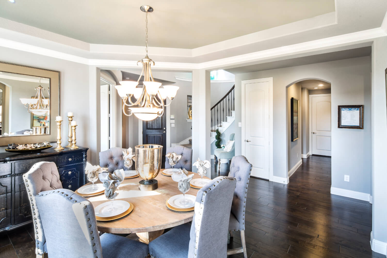 Dining Room - The Lockhart (3767 Plan)