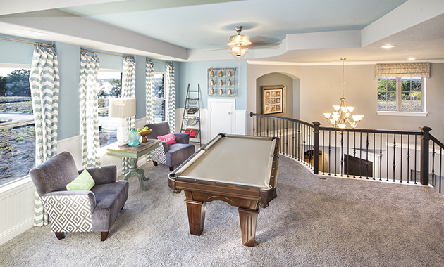 Game Room - The Lockhart (3767 Plan)