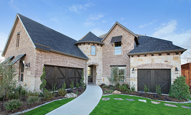 Bordeaux At Lake Highlands New Homes By Coventry Homes