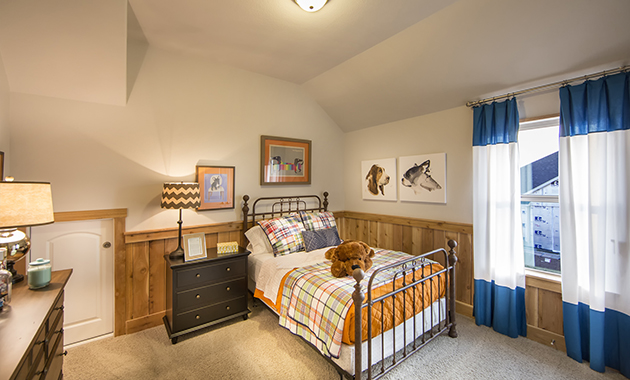 Secondary Bedroom - The Navarro Mills (3218 Plan)