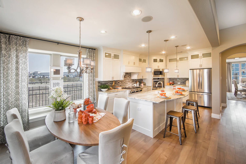 Kitchen - The Campbellton (3747 Plan)