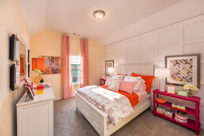 Secondary Bedroom - The Campbellton (3747 Plan)