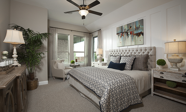 Master Bedroom: The Celestial (Plan 2679)