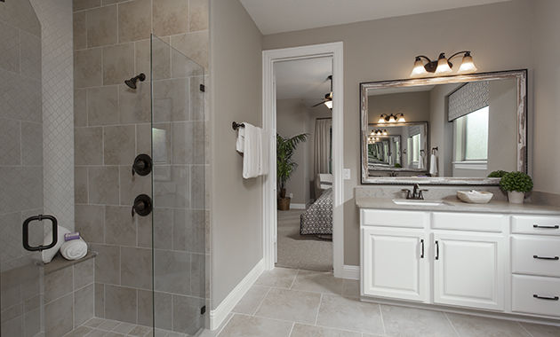 Master Bathroom: The Celestial (Plan 2679)