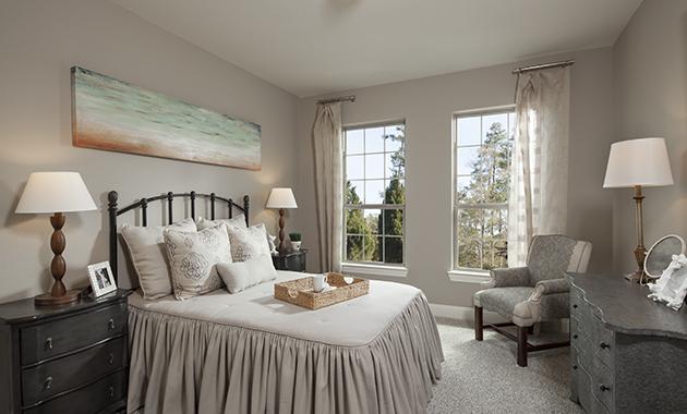 Guest Bedroom - The Caddo (Design 3630)