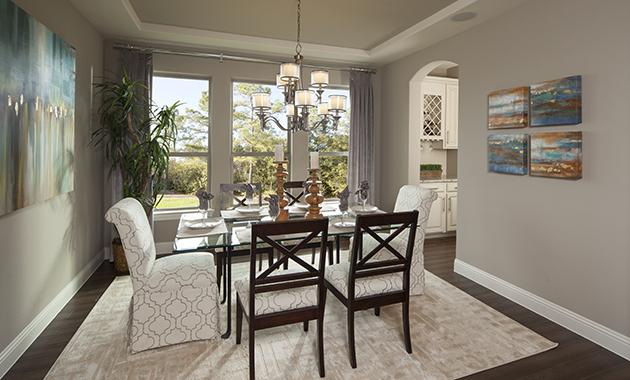 Dining Room - The Caddo (Design 3630)