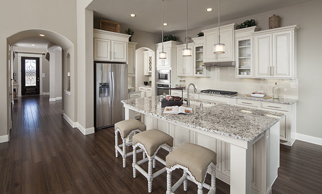 Kitchen - The Caddo (Design 3630)