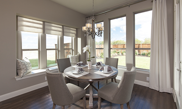 Breakfast Nook - The Caddo (Design 3630)