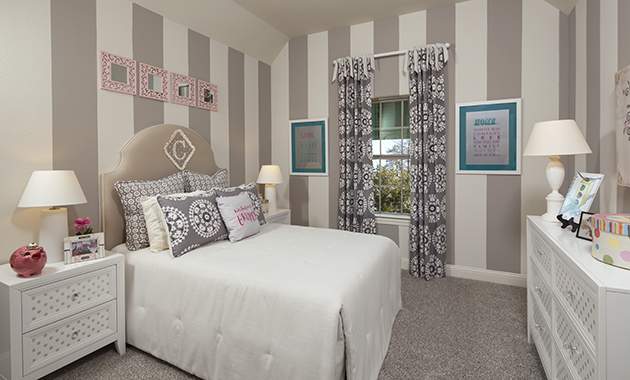 Secondary Bedroom - The Caddo (Design 3630)
