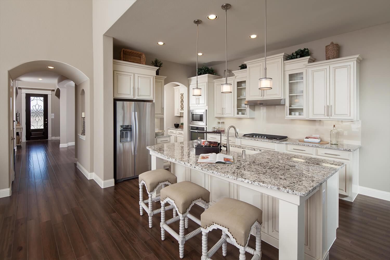 Kitchen - The Caddo (Design 3630)