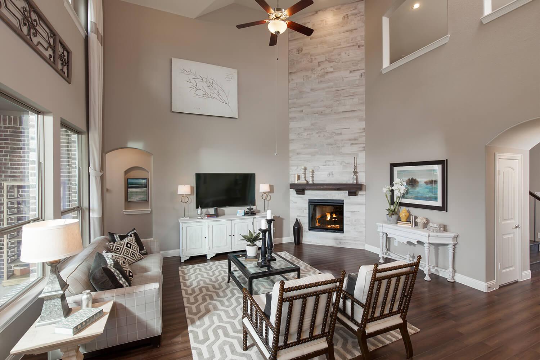 Family Room - The Caddo (Design 3630)