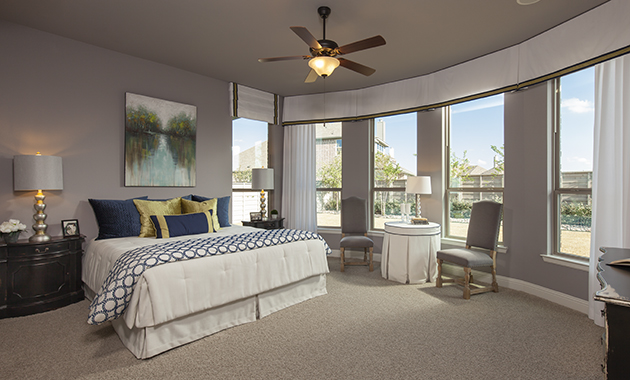 Master Bedroom - The Kilgore II (Design 2759)