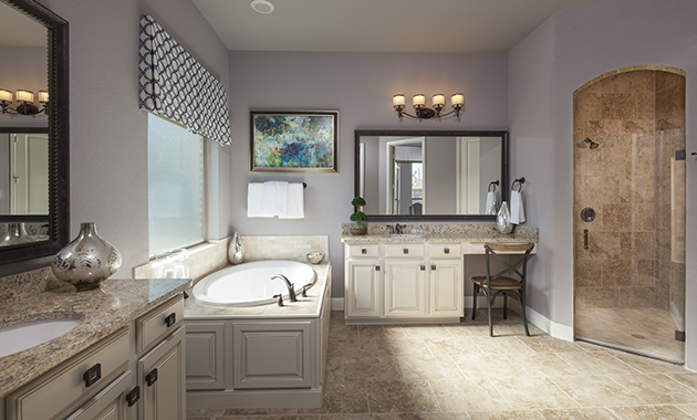 Master Bathroom - The Kilgore II (Design 2759)