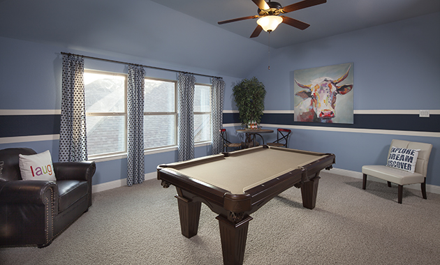 Game Room - The Kilgore II (Design 2759)