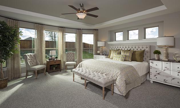 Master Bedroom - The Lockhart II