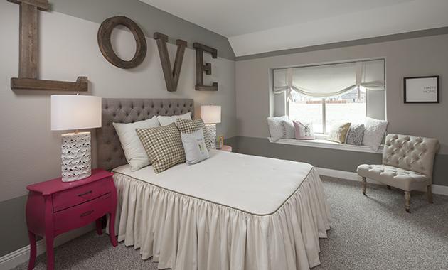 Secondary Bedroom - The Lockhart II