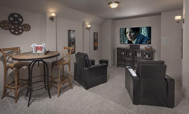 Media Room - The Lockhart II