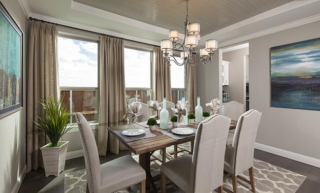 Dining Room - The Lockhart II