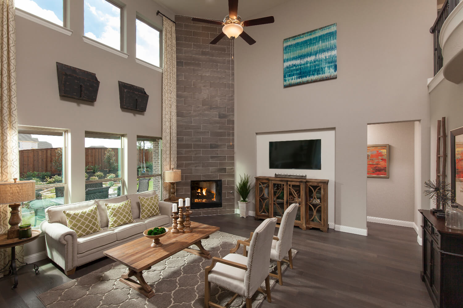 Family Room - The Lockhart II