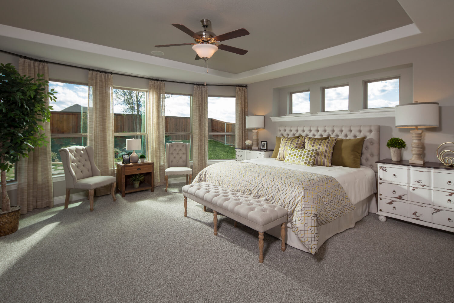 Master Bedroom - The Lockhart II