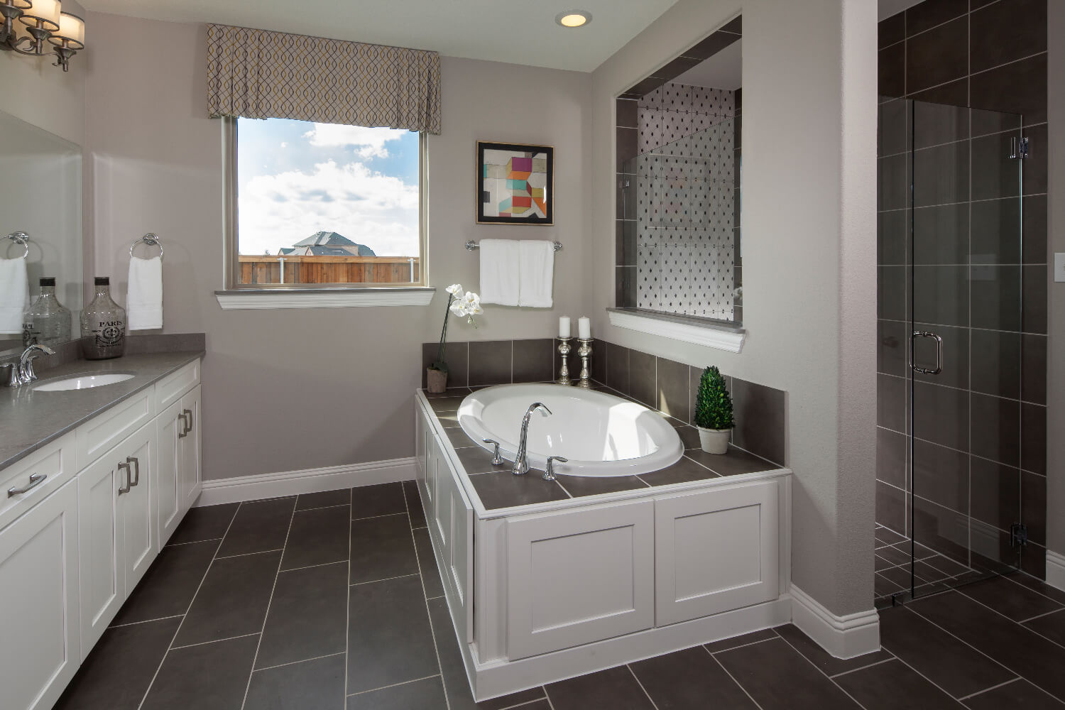 Master Bathroom - The Lockhart II