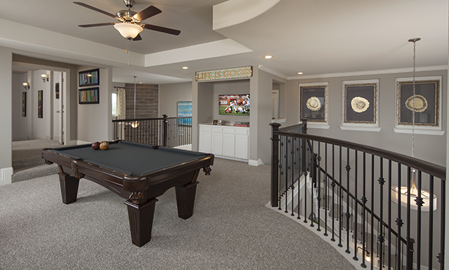 Game Room - The Lockhart II