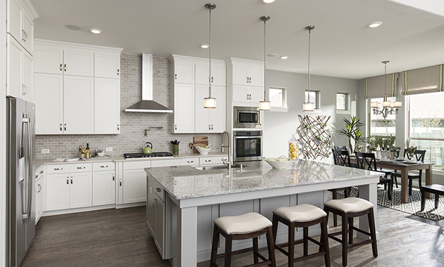 Kitchen- The Marietta (Plan 4137)