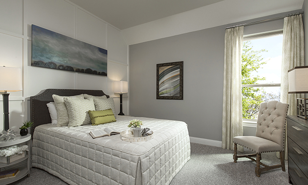 GenFlex Bedroom- The Marietta (Plan 4137)