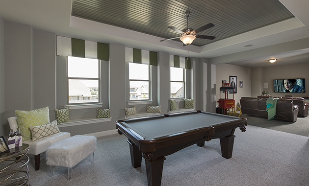 Game Room- The Marietta (Plan 4137)