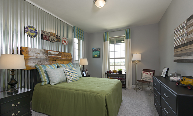 Secondary Bedroom- The Marietta (Plan 4137)