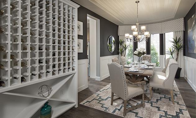 Dining Room - Design 4166